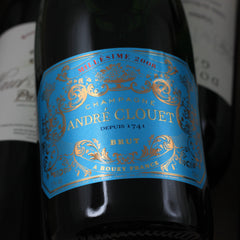 Andre Clouet Millesime 2008, Champagne, France (750ml)