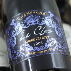 Andre Clouet Le Clos Millesime 2006, Champagne, France (1500ml)
