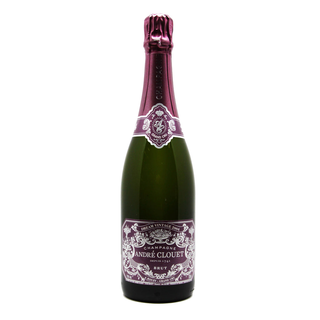 Andre Clouet Dream Vintage 2004, Champagne, France (750ml)