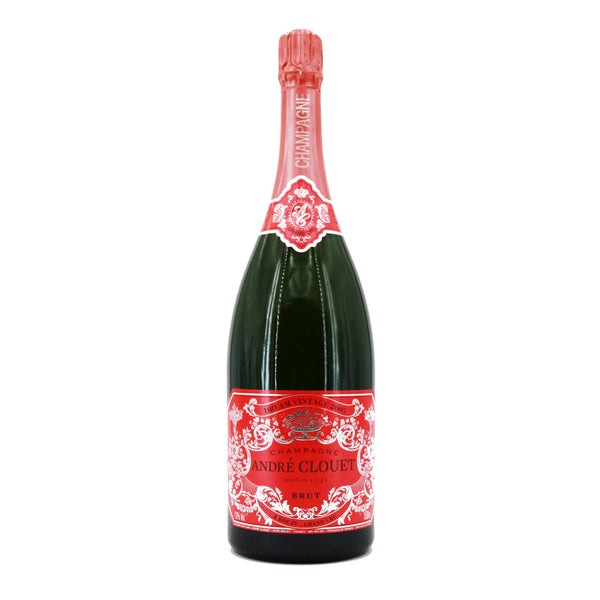 Andre Clouet Dream Vintage 2005, Champagne, France (1500ml)
