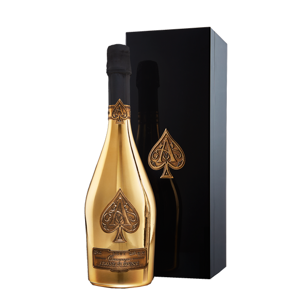 "Armand de Brignac Brut ""Gold"" NV, Champagne, France (750ml)"