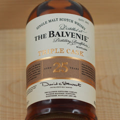 Balvenie Triple Cask 25 Year Old Single Malt Scotch Whisky, Speyside, Scotland (700ml)