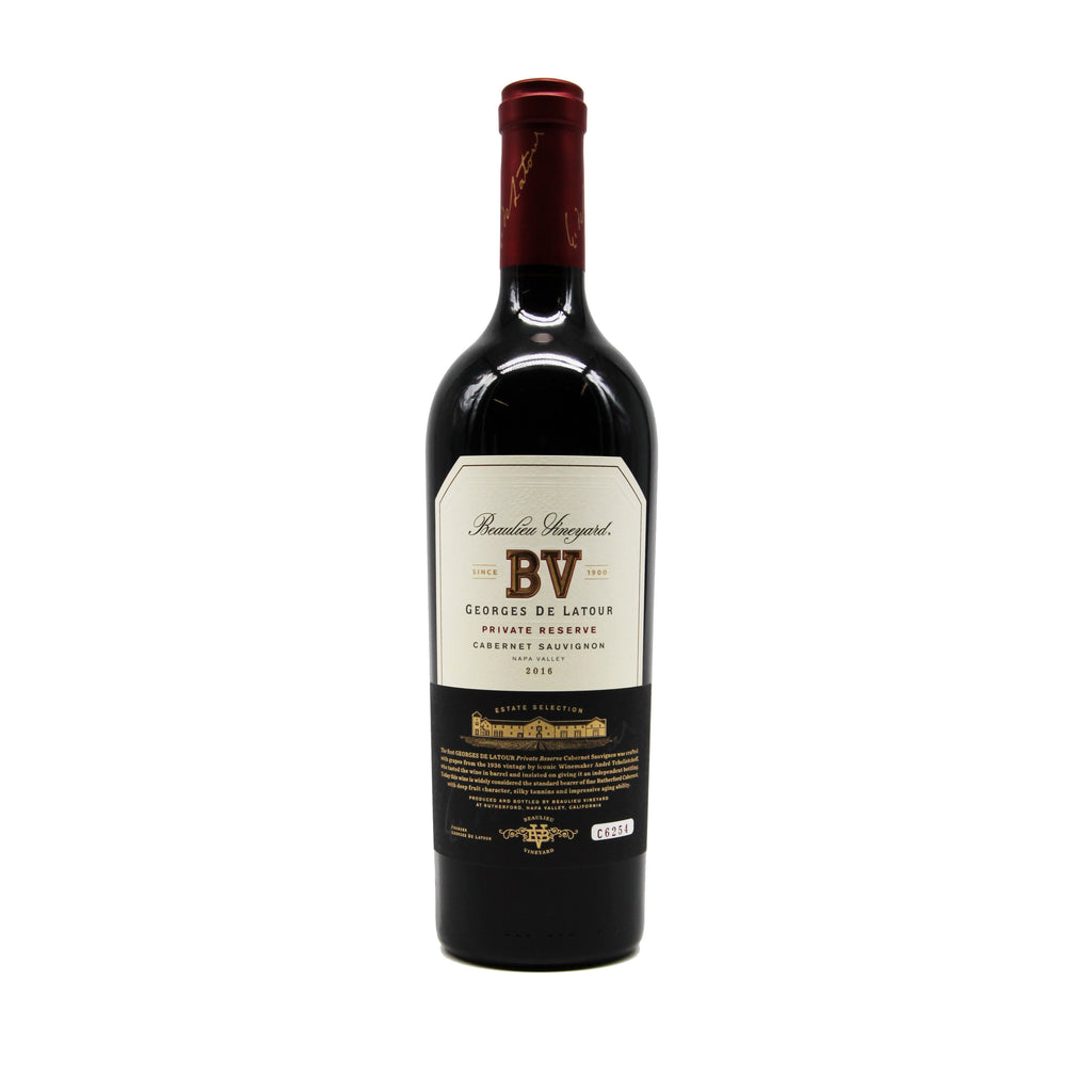 Beaulieu Vineyards Private Reserve Georges de Latour Cabernet Sauvignon 2016, Napa, USA (750ml)