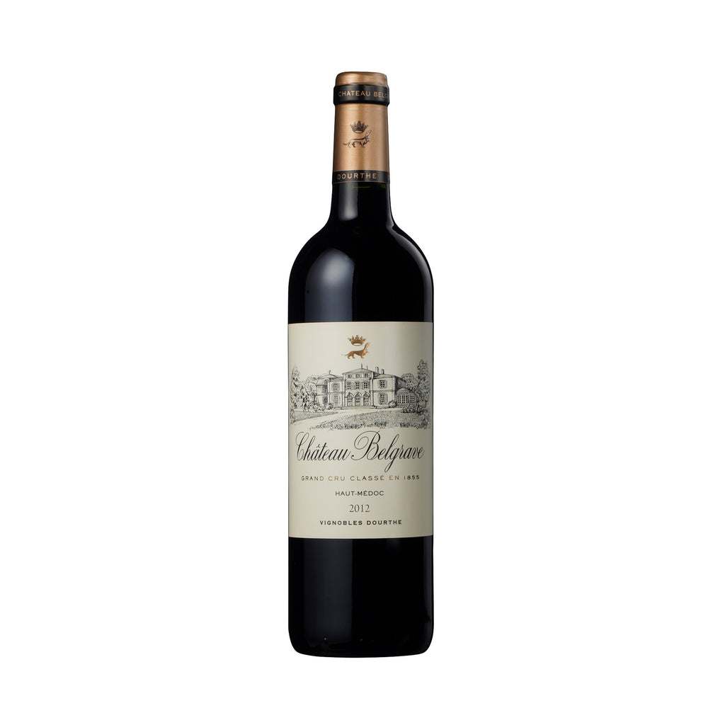 Chateau Belgrave 2012, Bordeaux, France (750ml)
