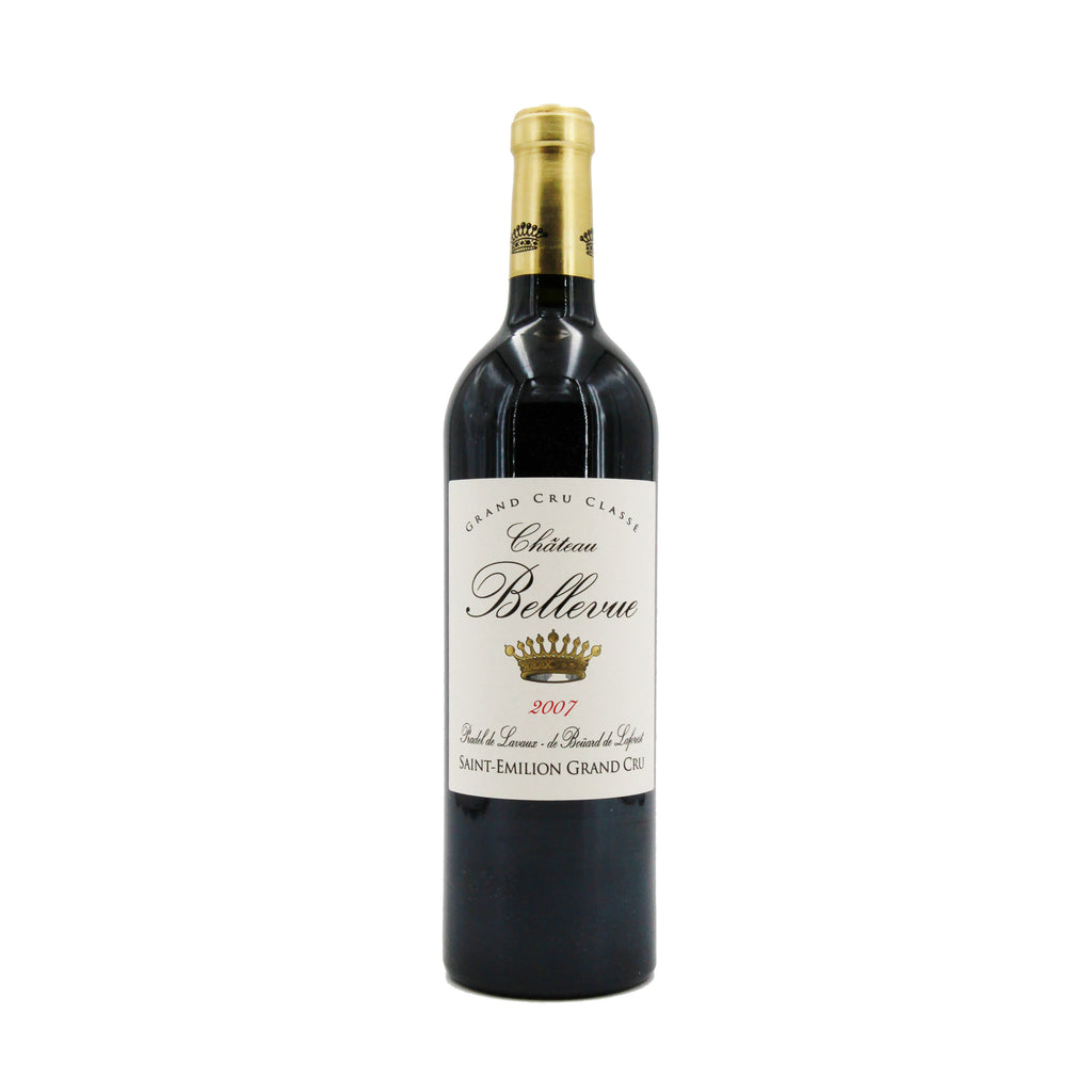 Chateau Bellevue 2007, Bordeaux, France (750ml)