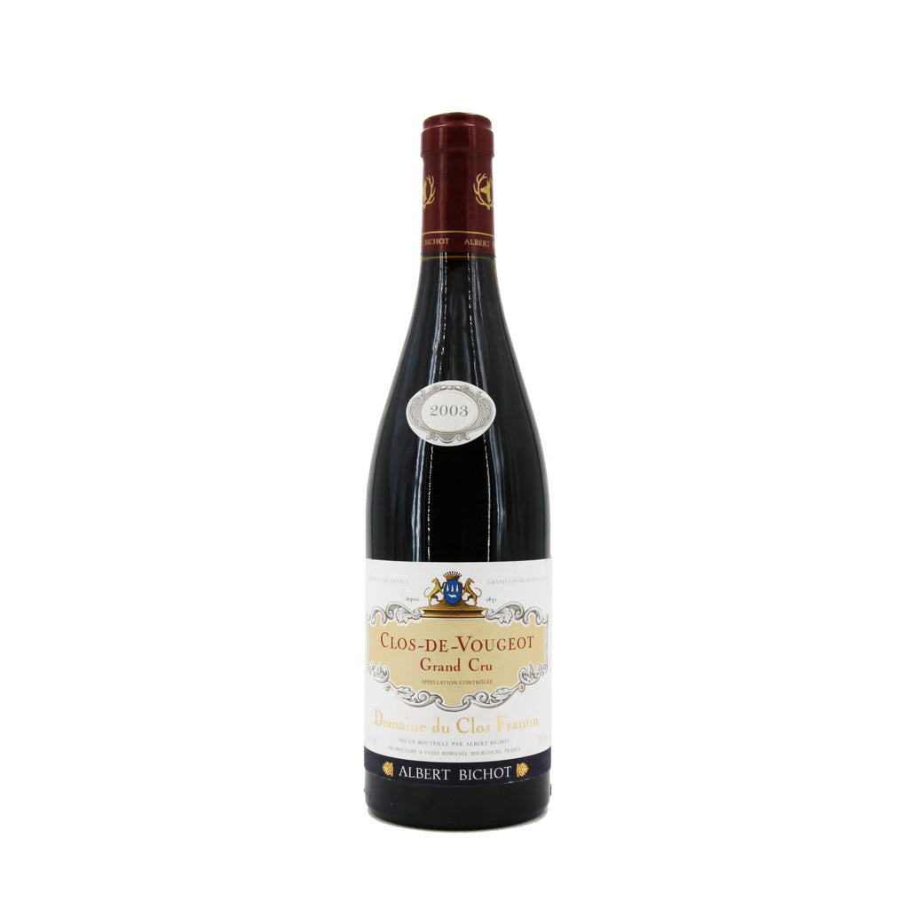"Albert Bichot Clos de Vougeot Grand Cru ""Domaine du Clos Frantin"" 2003, Burgundy, France (750ml)"