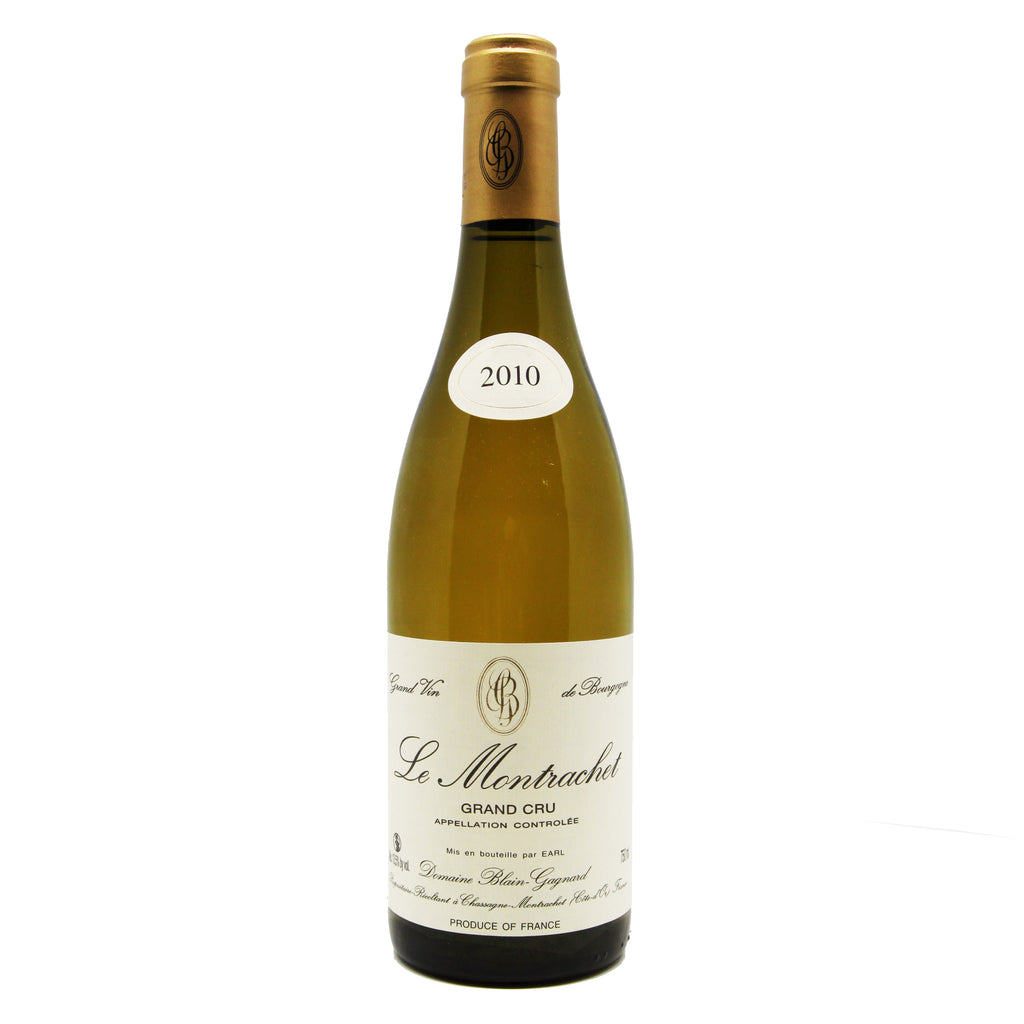 Blain-Gagnard Montrachet 2010, Burgundy, France (750ml)