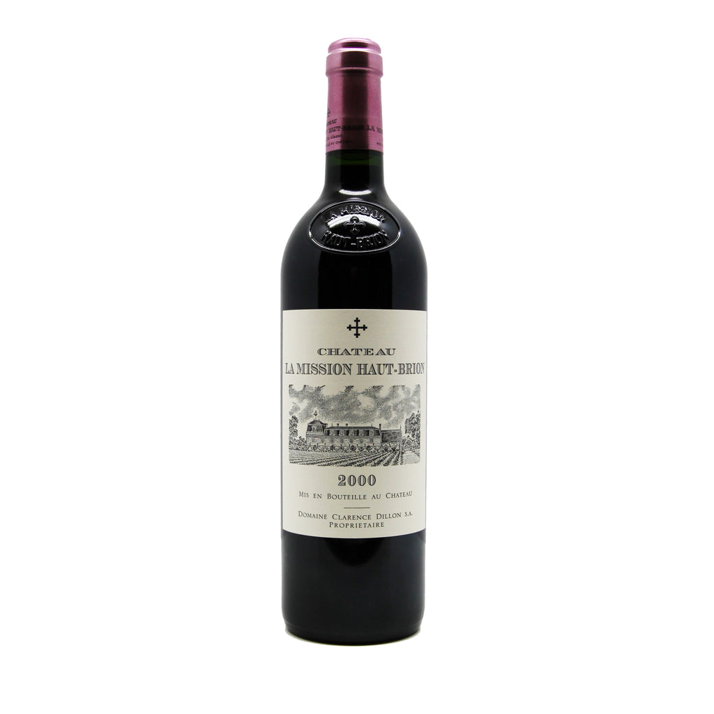 Chateau La Mission Haut Brion Rouge 2000, Pessac-Leognan, France (750ml)