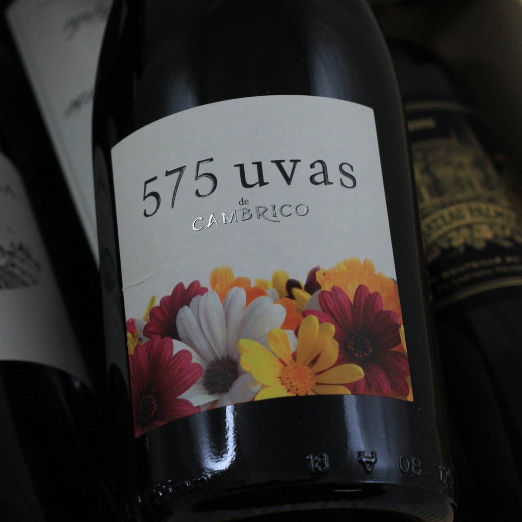 Cambrico 575 UVAS 2009, Salamanca, Spain (750ml)