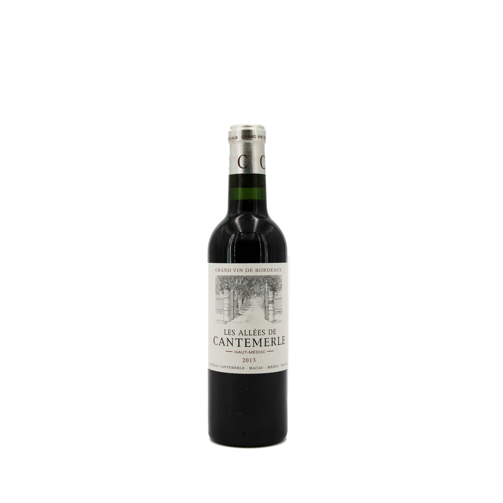 Les Allees de Cantemerle 2013, Bordeaux, France (375ml)