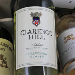 Clarence Hill Chardonnay 2015, Currency Creek, Australia (750ml)