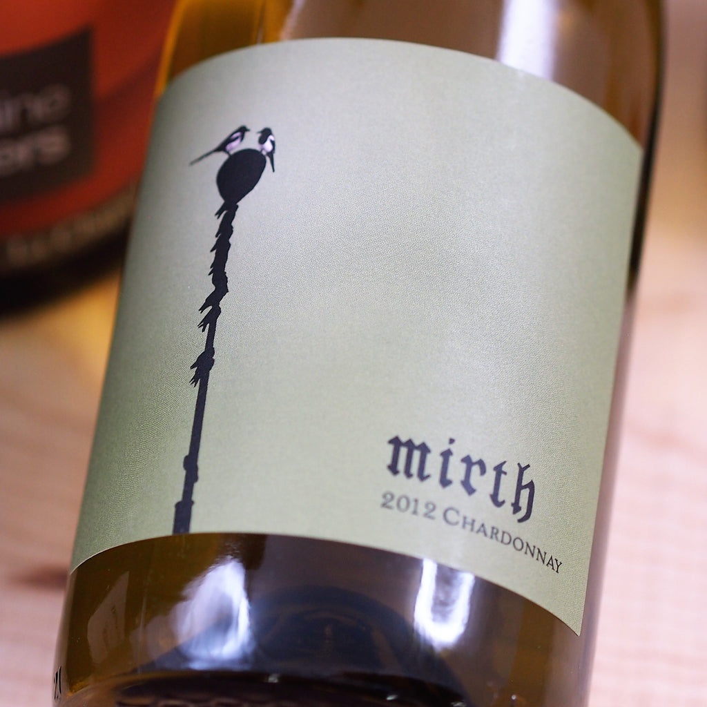 "Corvidae ""Mirth"" Chardonnay 2012, Washington, USA (750ml)"