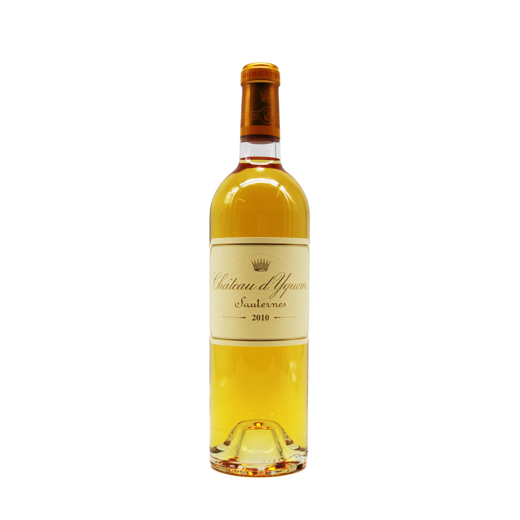 Chateau d'Yquem 2010, Sauternes, France (750ml)