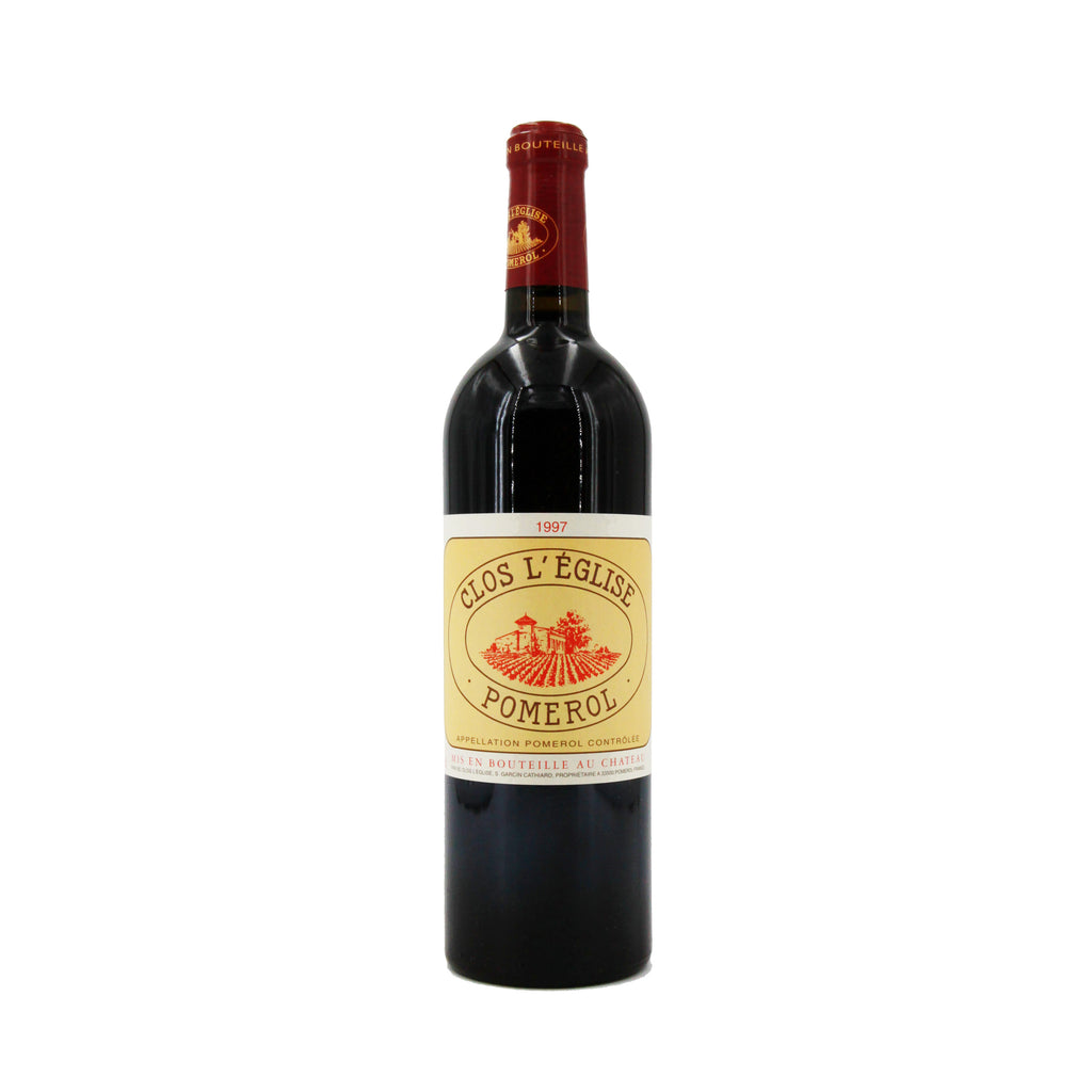 Clos L'Eglise 1997, Bordeaux, France (750ml)