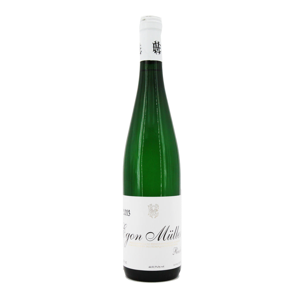 Egon Muller Scharzhof Riesling 2013, Mosel, Germany (750ml)