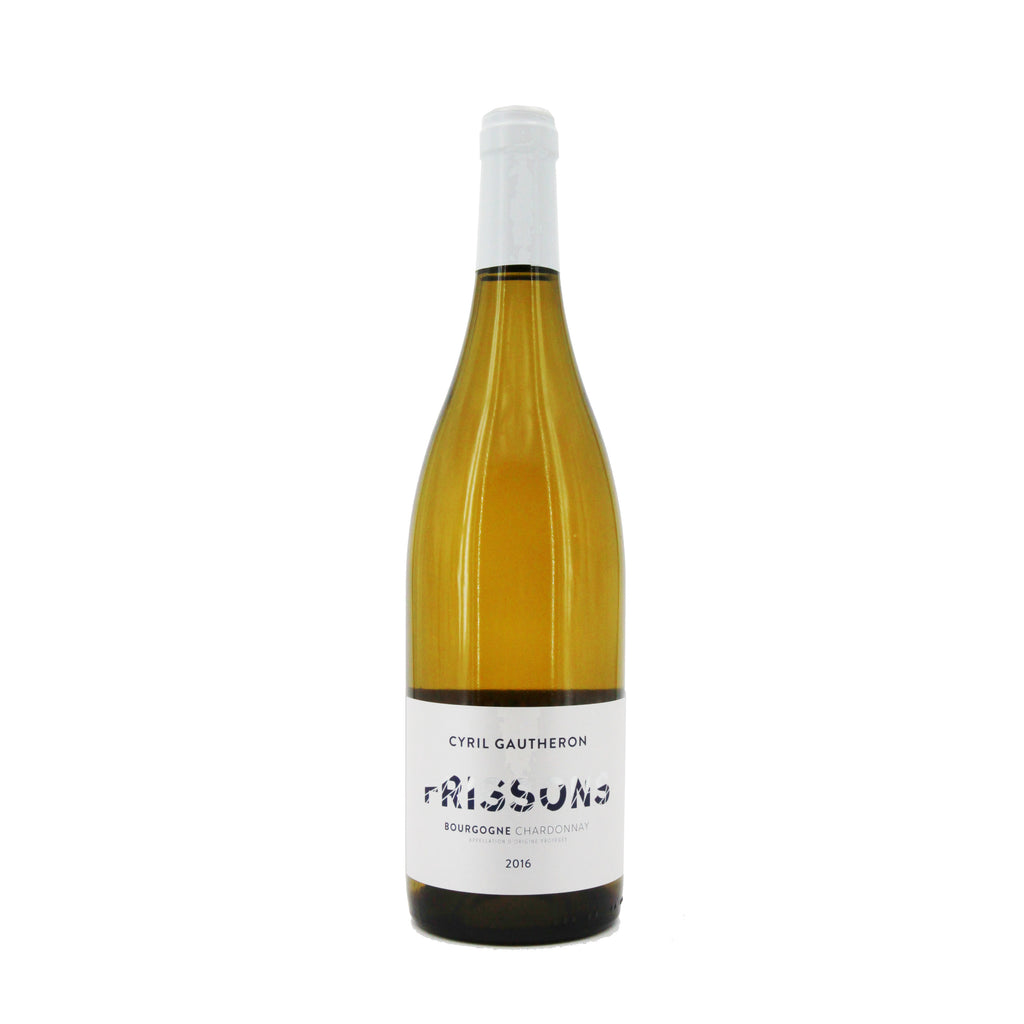 "Domaine Cyril Gautheron ""Frissons"" Bourgogne Chardonnay 2016, Burgundy, France (750ml)"