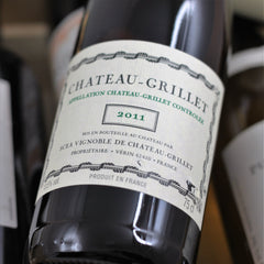 Chateau Grillet 2011, Rhone, France (750ml)