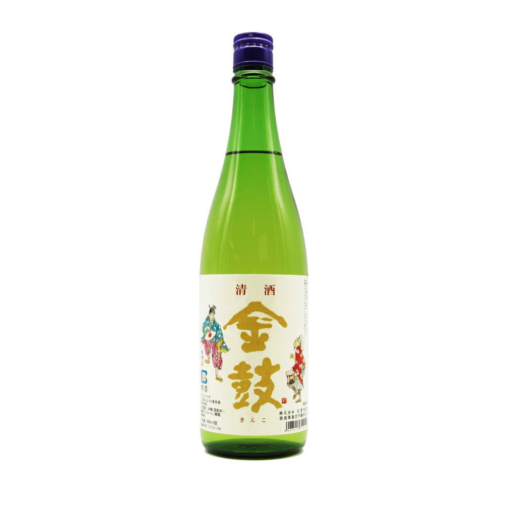 Kinko Futsuushu, Japan (900ml) 金鼓 普通酒 (2020/06)