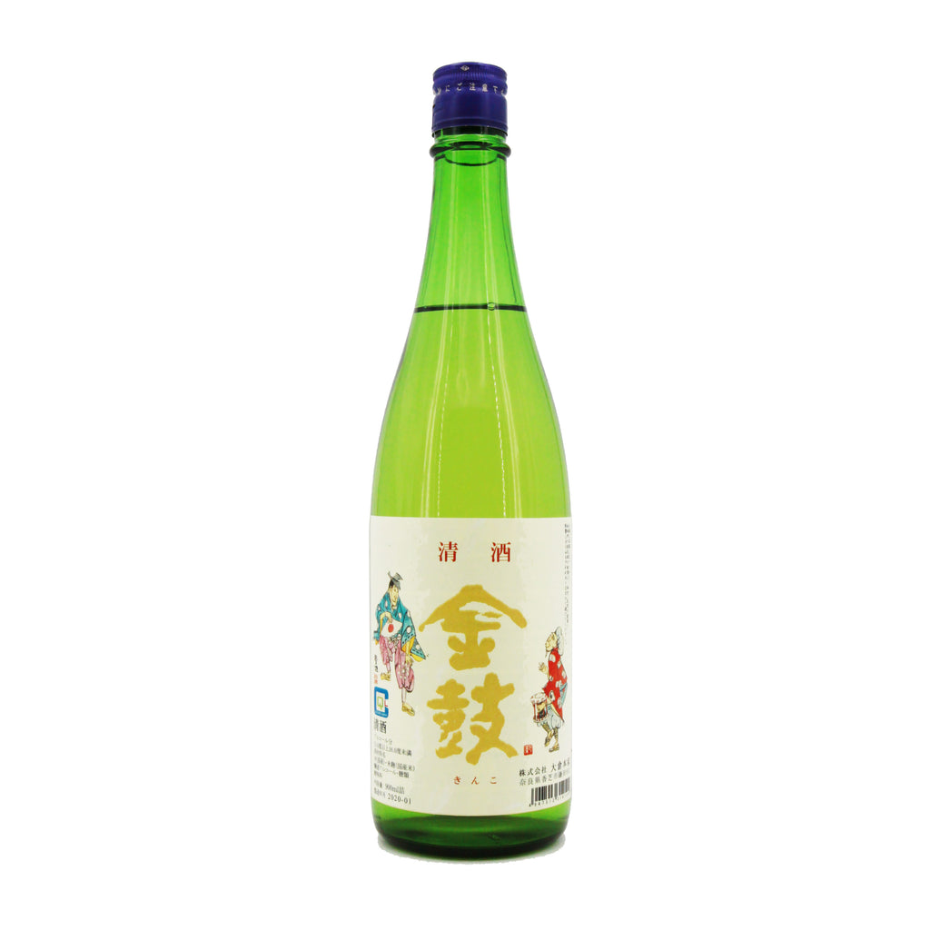 Kinko Futsuushu, Japan (900ml) 金鼓 普通酒 (2020/01)