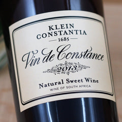 Klein Constantia Vin De Constance 2013, Cape Town, South Africa (500ml)