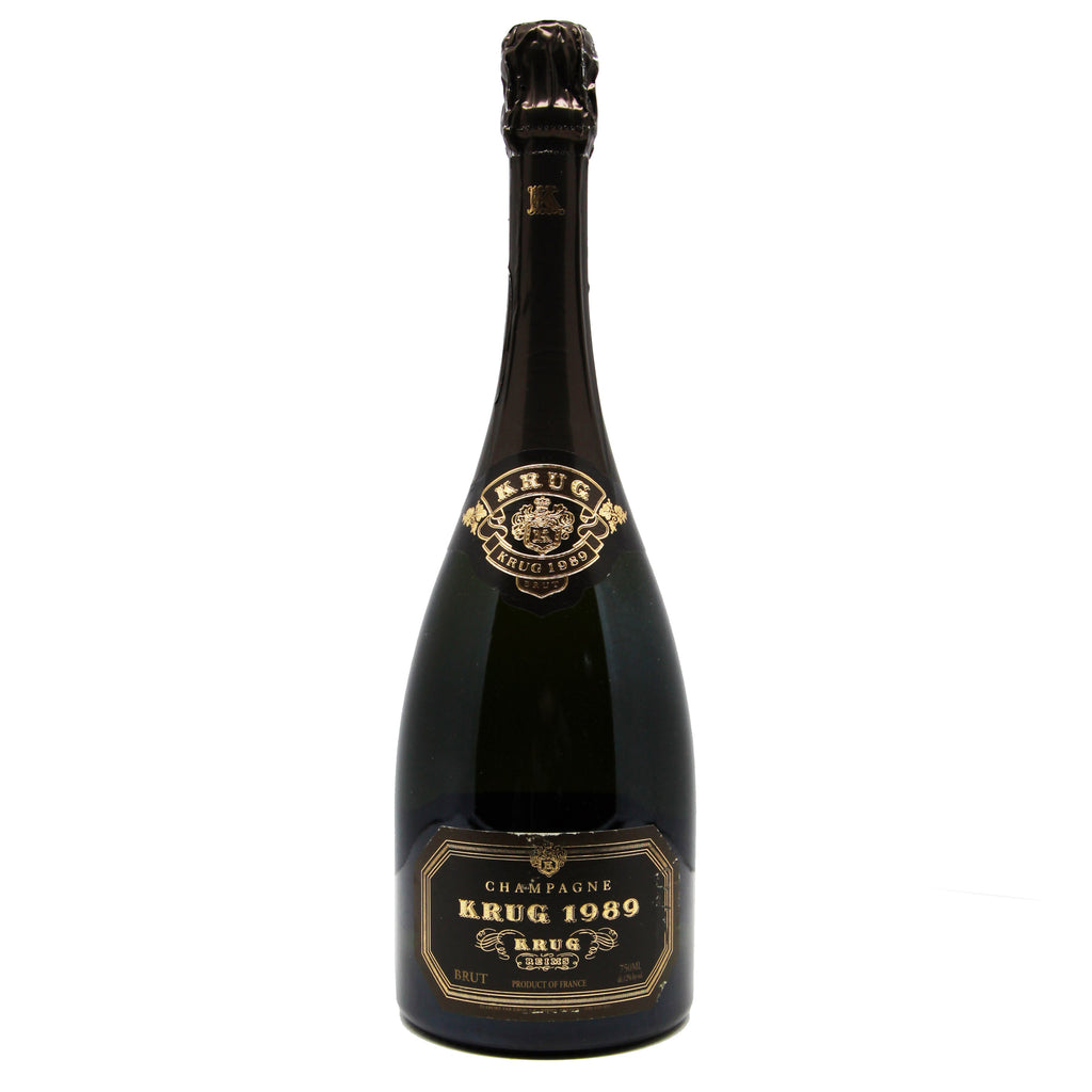 Krug Millesime 1989, Champagne, France (750ml)