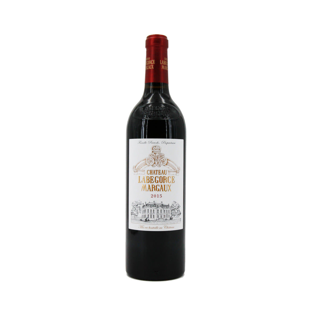 Chateau Labegorce 2015, Bordeaux, France (750ml)