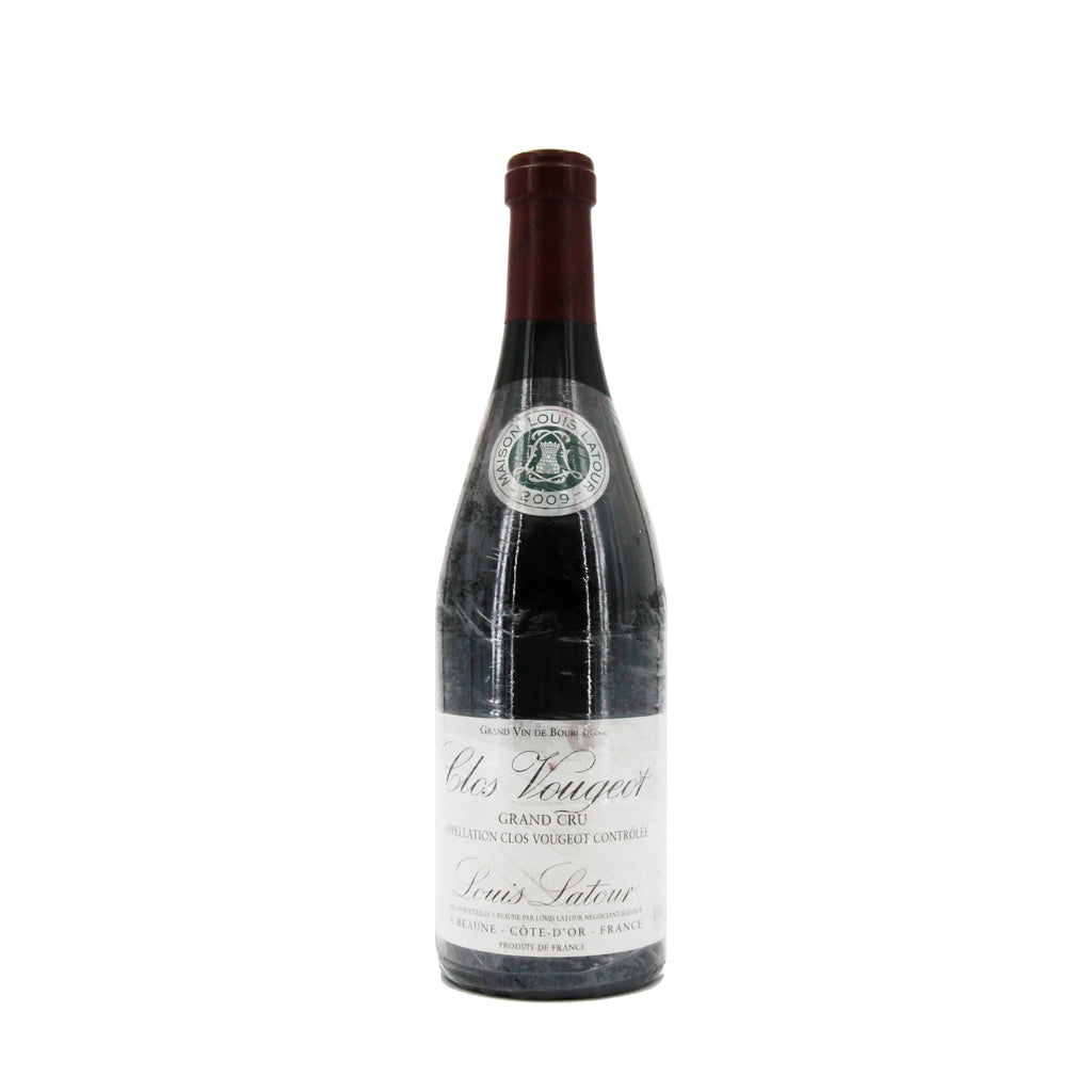 Domaine Louis Latour Clos de Vougeot Grand Cru 2009, Burgundy, France (750ml)