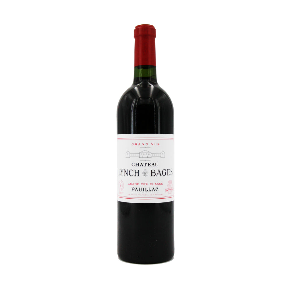 Chateau Lynch Bages 2007, Bordeaux, France (750ml)