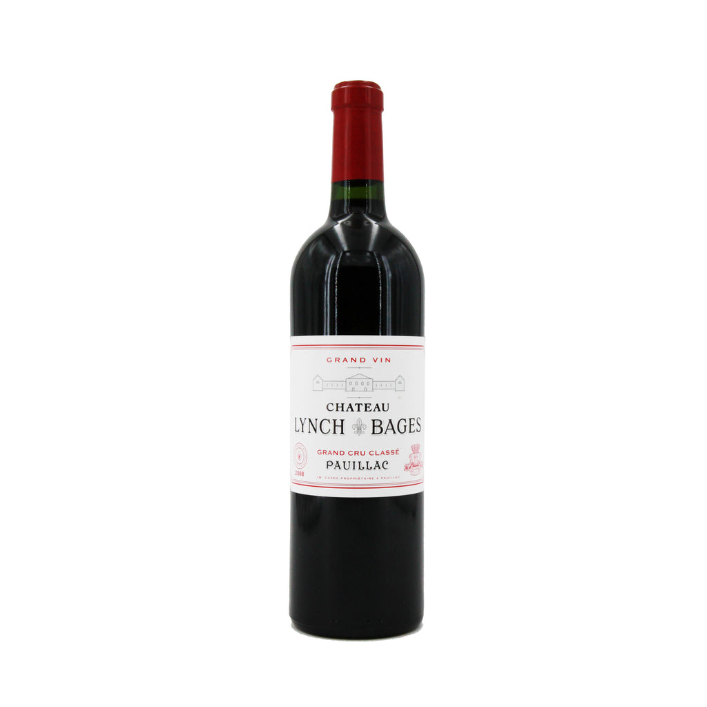 Chateau Lynch Bages 2008, Bordeaux, France (750ml)