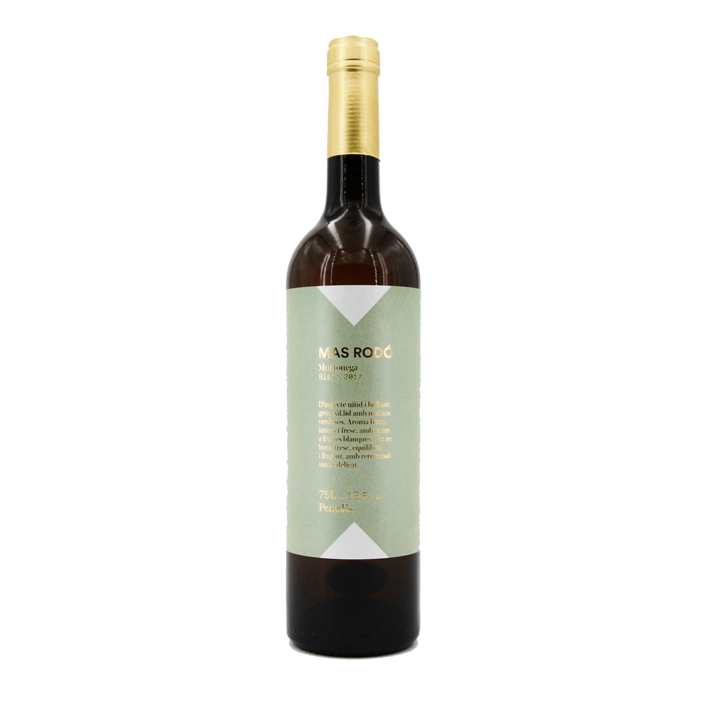 Mas Rodo Montonega 2017, Penedes, Spain (750ml)