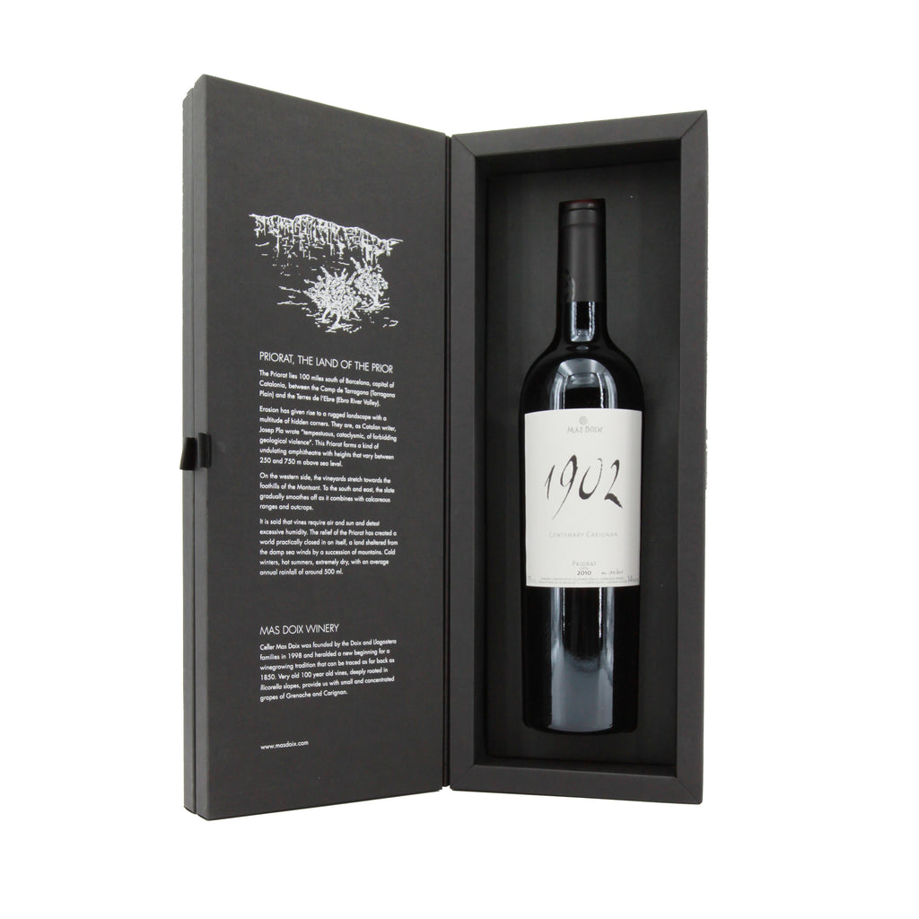 Mas Doix 1902 Centenary Carignane Vintage 2010, Priorat, Spain (750ml)