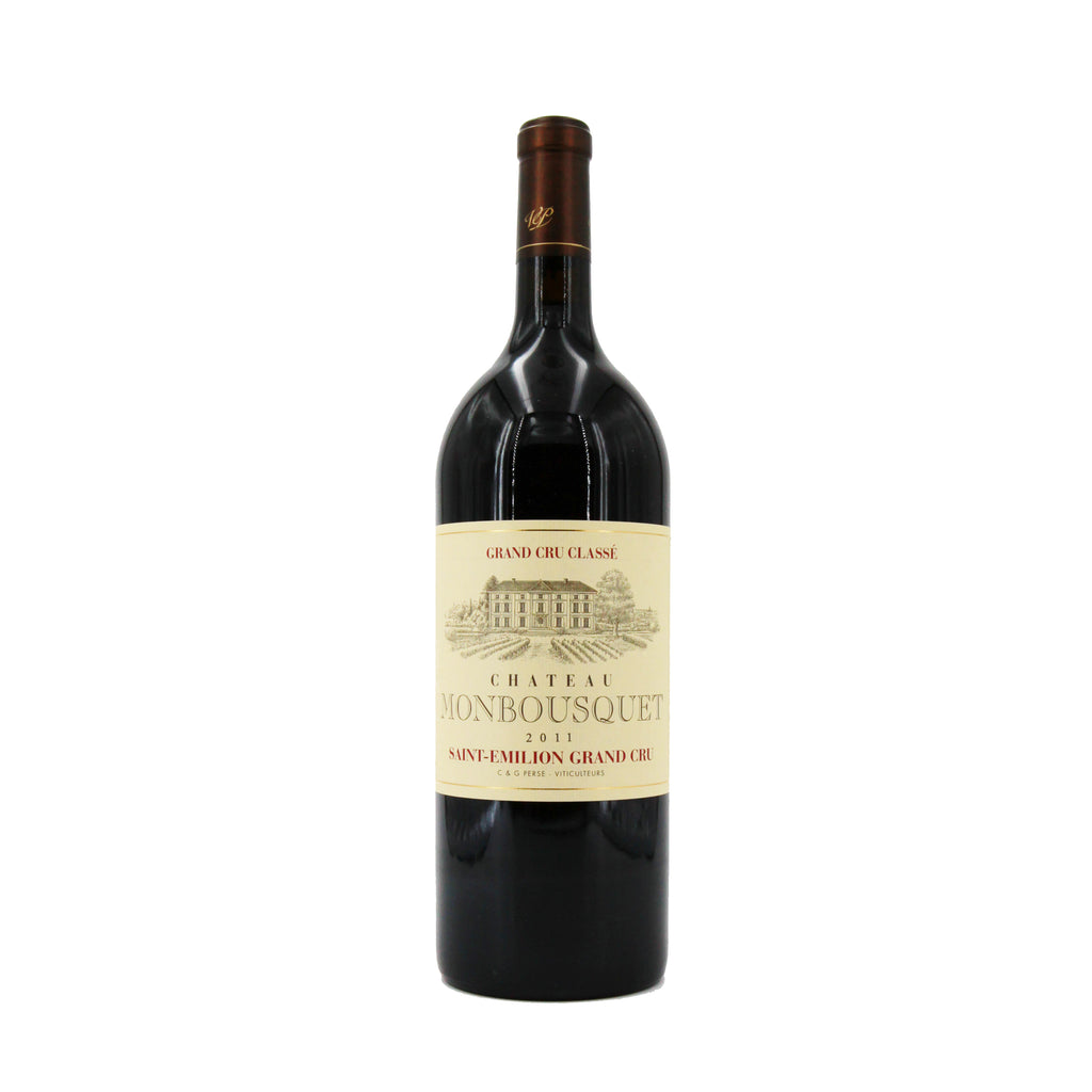 Chateau Monbousquet 2011, Bordeaux, France (1500ml)