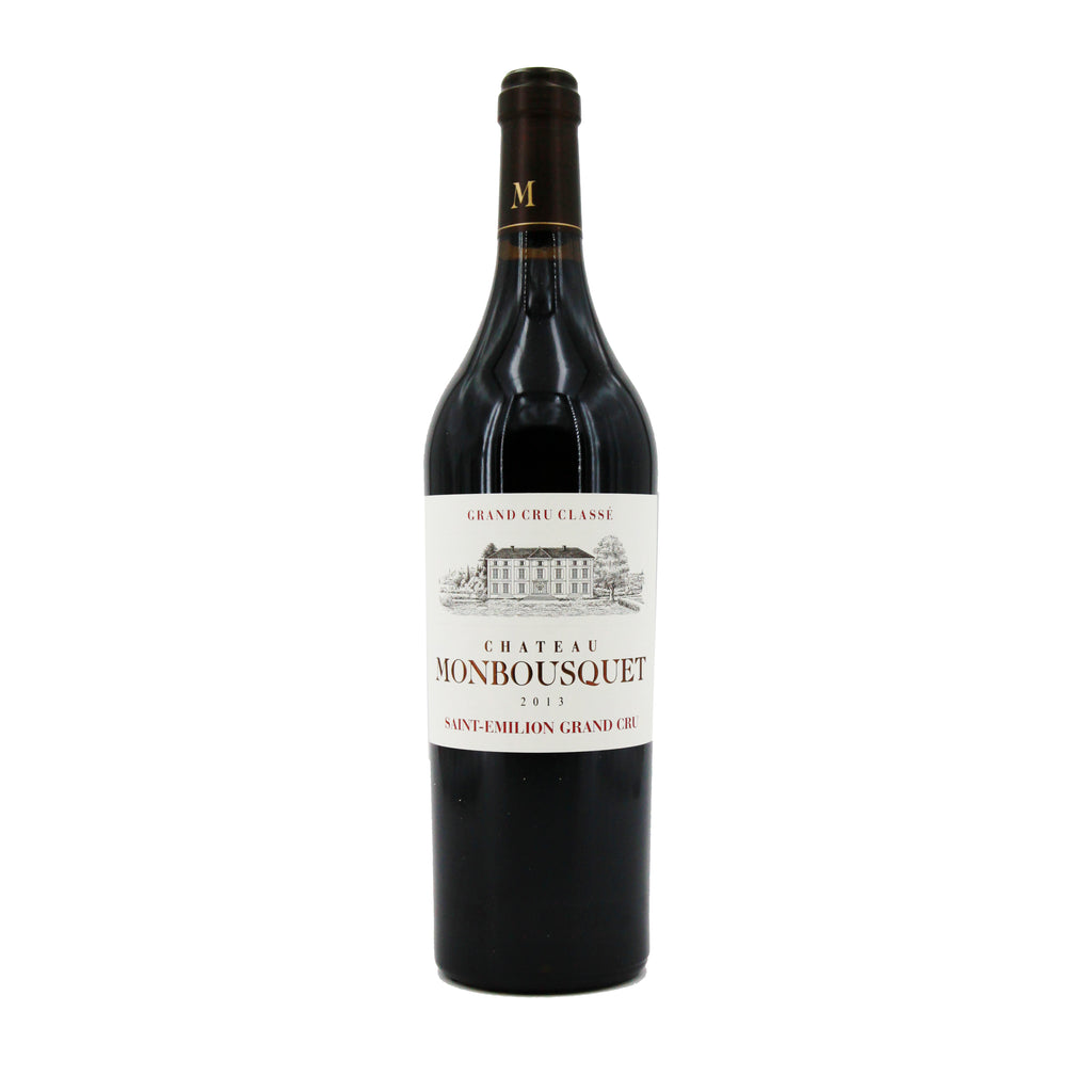 Chateau Monbousquet 2013, Bordeaux, France (750ml)