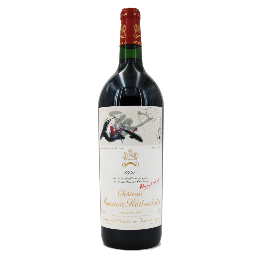 Chateau Mouton Rothschild 1996, Pauillac, France (1500ml)