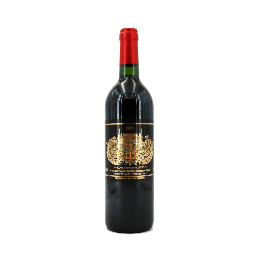 Chateau Palmer 2001, Bordeaux, France (750ml)