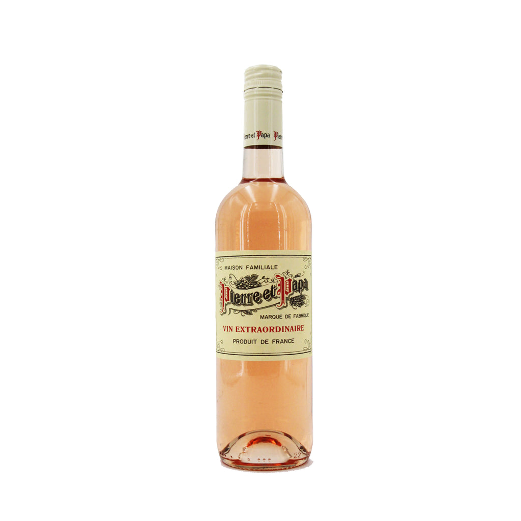 Pierre et Papa Rose 2018, Comte Tolosan, France (750ml)