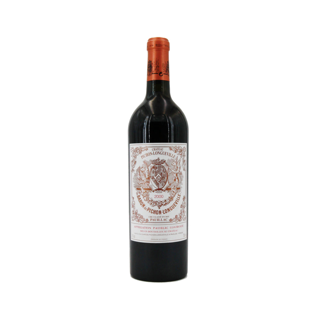Chateau Pichon-Longueville au Baron 2000, Bordeaux, France (750ml)