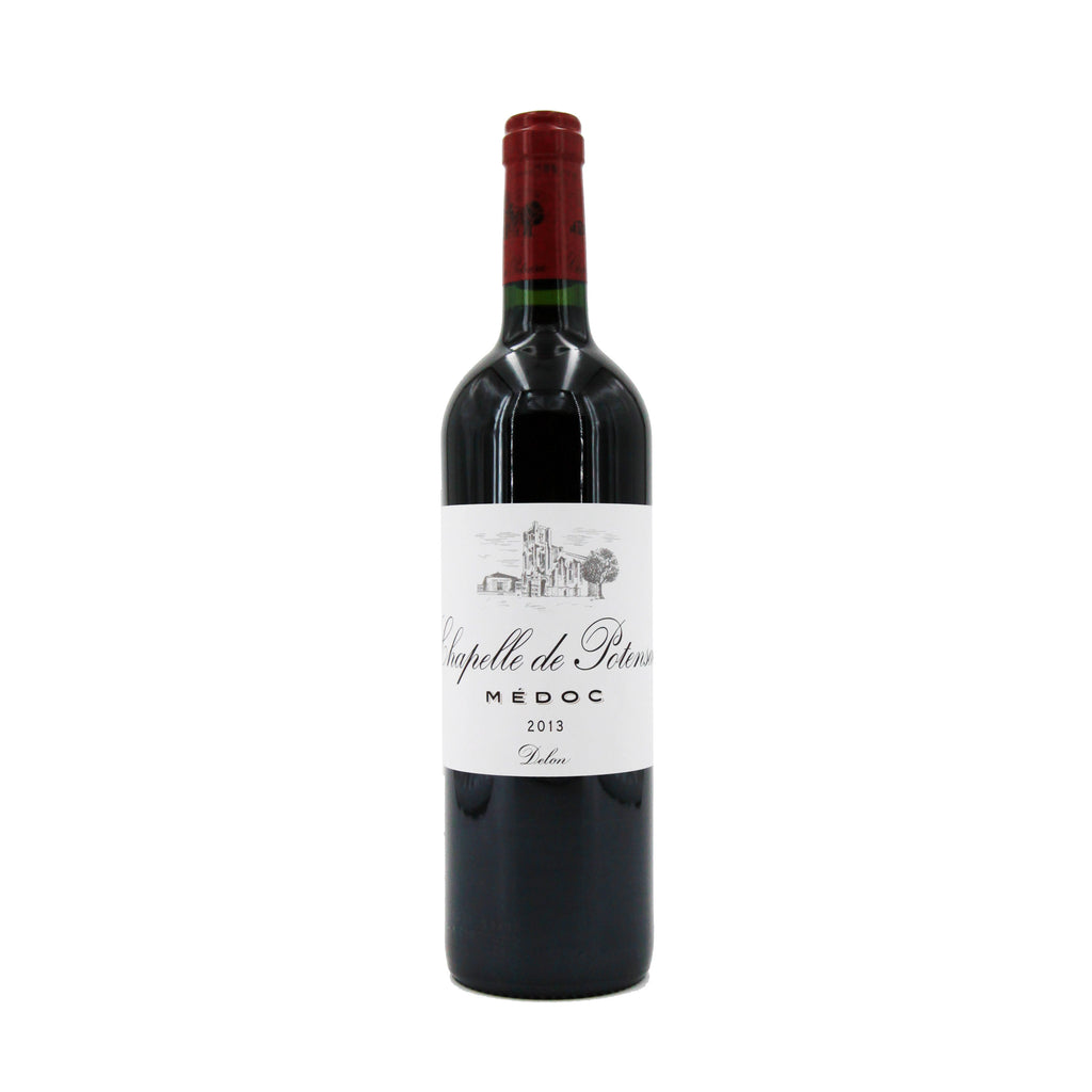 La Chapelle de Potensac 2013, Bordeaux, France (750ml)