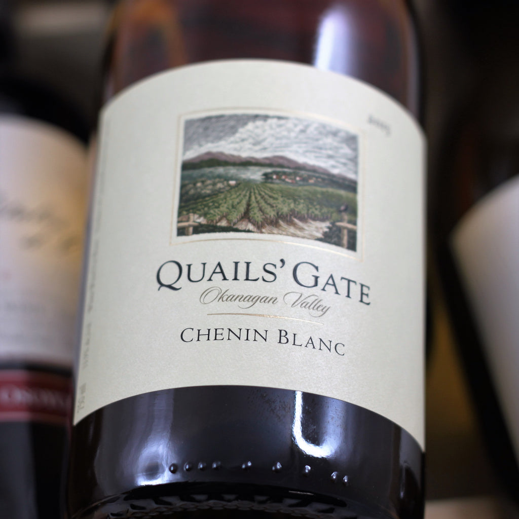 Quails' Gate Chenin Blanc 2015, Okanagan, Canada (750ml)