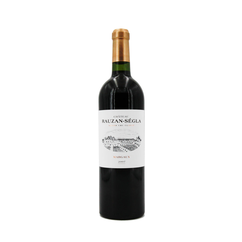 Chateau Rauzan Segla 2007, Bordeaux, France (750ml)