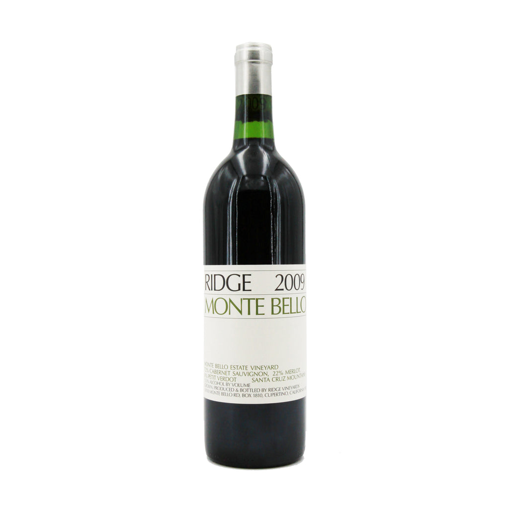 Ridge Monte Bello 2009, Cupertino, USA (750ml)