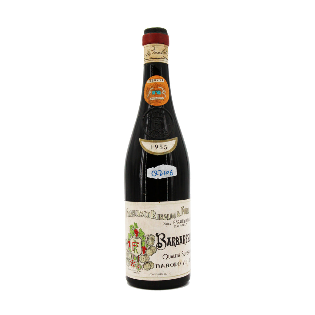 Francesco Rinaldi & Figli Barbaresco 1955, Piedmont, Italy (750ml)