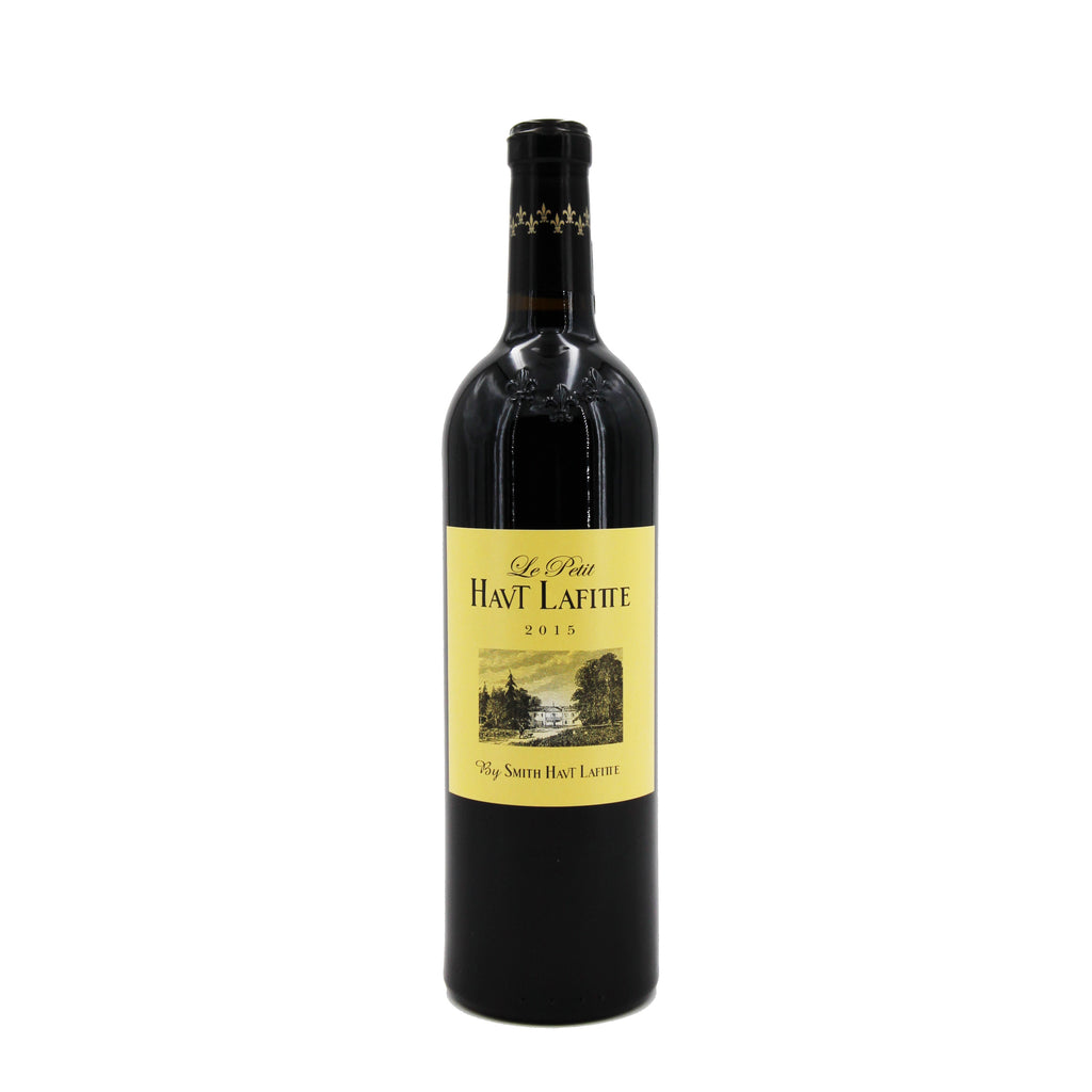 Chateau Smith Haut Lafitte 'Le Petit Haut Lafitte' Rouge 2015, Bordeaux, France (750ml)