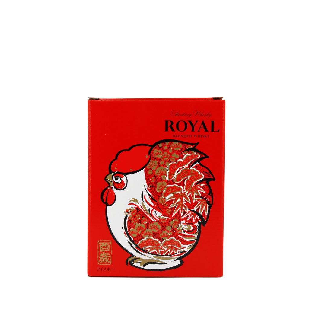 Suntory Whisky Royal 2017 (Year of Rooster), Japan (600ml)