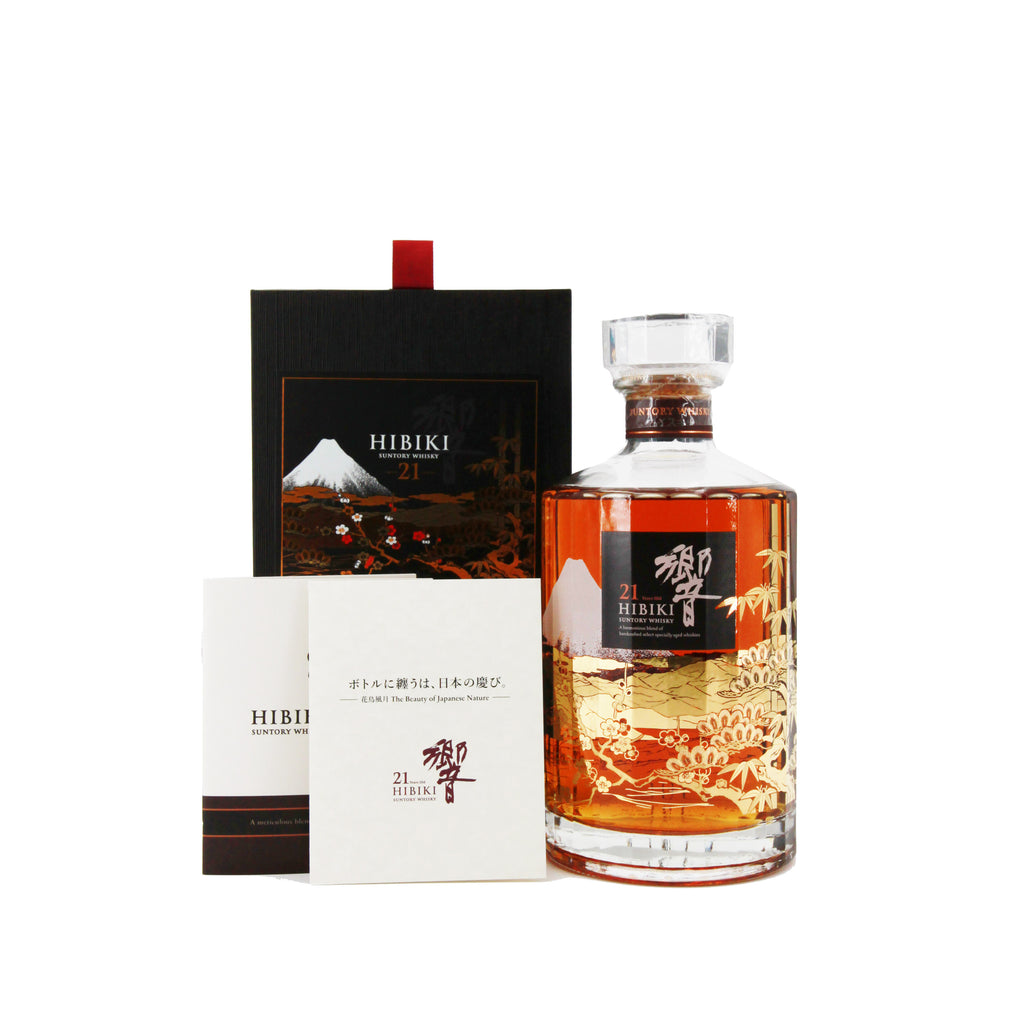 Suntory Hibiki Whisky 21 Years (Mount Fuji Limited Edition), Japan (700ml)