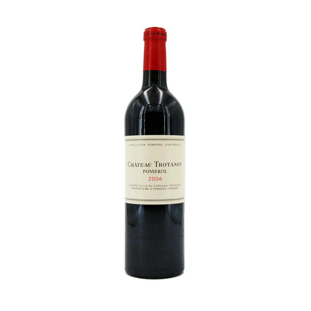 Chateau Trotanoy 2006, Bordeaux, France (750ml)