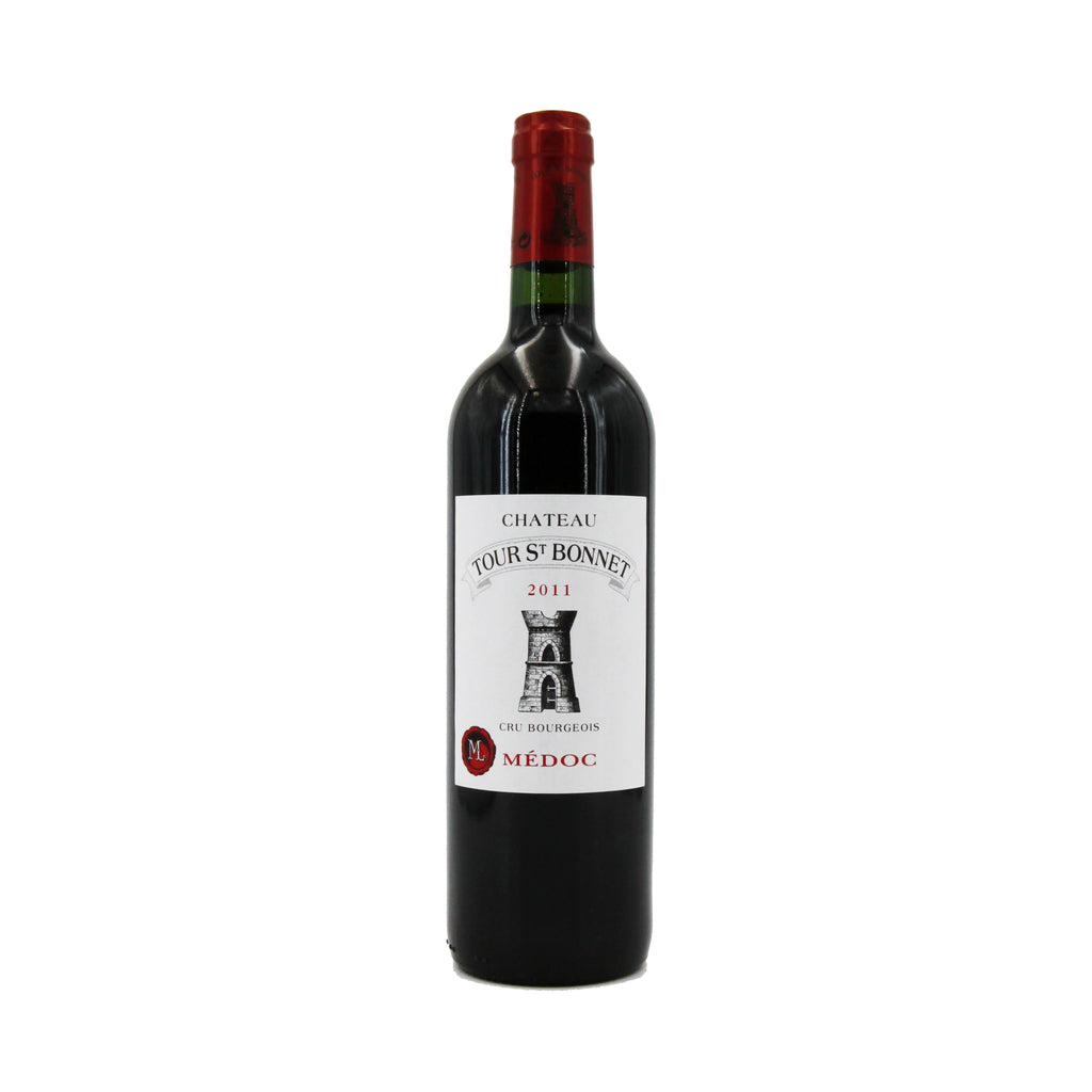 Chateau Tour Saint Bonnet 2011, Bordeaux, France (750ml)