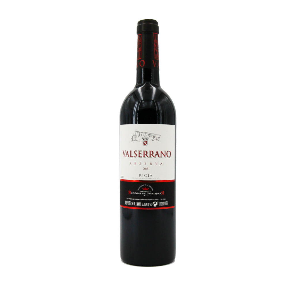 Valserrano Reserva 2013, Rioja, Spain (750ml)