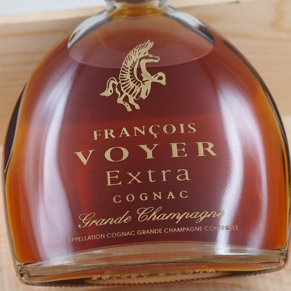 Francois Voyer Cognac Extra Grande Champagne, France (700ml) - Special Bottle