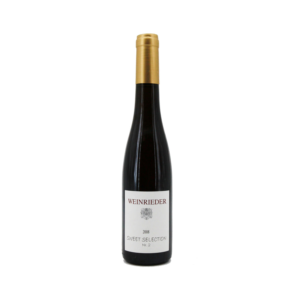 Weinrieder Sweet Selection No. 2 TBA Chardonnay 2008, Weinviertel, Austria (375ml)
